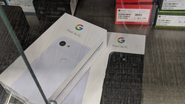 Best Buy Mistakenly Displays Google Pixel 3a XL In Store Ahead Of Official Launch #fb http://bit.ly/2Ye5RED