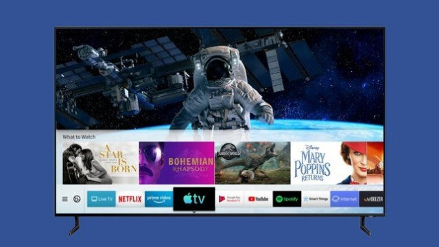 Samsung Smart TVs Get Apple TV App And AirPlay 2 Support Following iOS 12.3 Release #fb http://bit.ly/2Q5xVHq